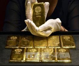 Giá vàng có thể giảm xuống 1.320 USD/ounce