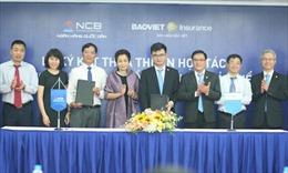 Bảo Việt ký hợp tác với Ngân hàng Quốc dân NCB