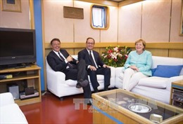 """Đức, Pháp, Italy kêu gọi EU tìm """"hơi thở mới"""""""