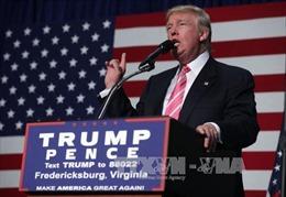 Ông Trump kêu gọi đóng cửa quỹ từ thiện Clinton