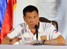 Philippines: Đàm phán với Trung Quốc có thể sớm diễn ra