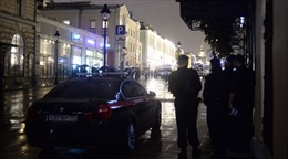 Kẻ bắt con tin tại ngân hàng Nga đầu hàng