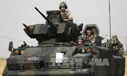 Thổ Nhĩ Kỳ đưa thêm 6 xe tăng vào Syria