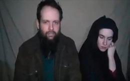 Taliban tung video đe dọa giết con tin Mỹ