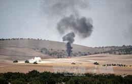 Mỹ nhức đầu vì chiến dịch của Thổ Nhĩ Kỳ tại Syria