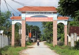 Xây dựng nông thôn mới trên quê hương cách mạng La Bằng