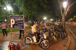 Hà Nội đề xuất tăng mức giá trông giữ xe máy, ôtô