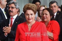 Bà Rousseff kháng cáo lên Tòa án tối cao Brazil