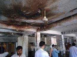 Đánh bom liều chết toà án Pakistan, hơn 60 người thương vong