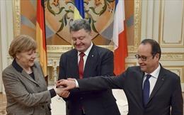 Đức, Pháp tuyên bố hợp tác chặt chẽ về Ukraine và thúc đẩy châu Âu