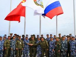 Sự thật về việc Nga tham gia tập trận với Trung Quốc ở Biển Đông
