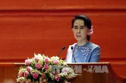 Myanmar bế mạc Hội nghị Hòa bình Panglong