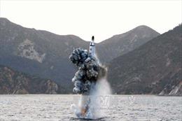 Tên lửa Triều Tiên rơi vào vùng ADIZ của Nhật Bản
