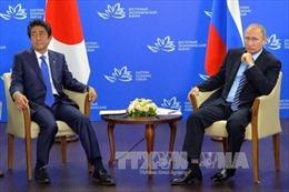 Nhật-Nga lại tìm kiếm giải pháp trong tranh chấp lãnh thổ
