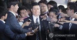 Con trai nhà sáng lập Lotte bị cáo buộc biển thủ 40 tỉ won