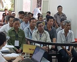 Phạt tù nhóm đối tượng hủy hoại tài sản của người dân
