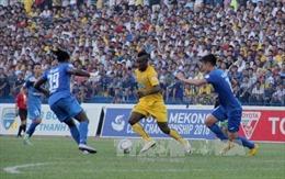 Trọng tài FIFA Singapore bắt chính trận đấu tâm điểm vòng 25