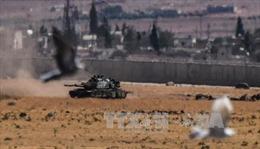 """Thổ Nhĩ Kỳ thúc đẩy thiết lập """"vùng an toàn"""" ở Syria"""