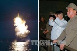 Ông Kim Jong-un yêu cầu quân đội tiếp tục phát triển năng lực hạt nhân