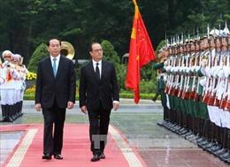 Tổng thống Pháp: Việt Nam có vị trí quan trọng ở Đông Nam Á