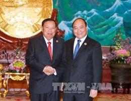 Việt Nam luôn dành ưu tiên cao nhất cho mối quan hệ Việt -Lào