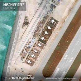 Cần giải quyết tranh chấp Biển Đông theo luật quốc tế