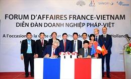 Sanofi ký kết thỏa thuận hợp tác chiến lược với Vinapharm