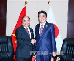 Thư mừng kỷ niệm 45 năm ngày thiết lập quan hệ ngoại giao Việt Nam - Nhật Bản