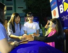 """30.000 sinh viên ĐBSCL cùng """"Bật nút công dân toàn cầu"""""""