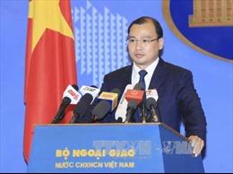 Phản ứng của Việt Nam về việc Triều Tiên thử hạt nhân