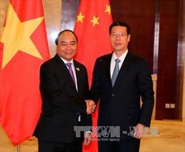 Thủ tướng tiếp Phó Thủ tướng Trung Quốc Trương Cao Lệ