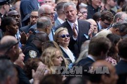 Bà Hillary lại gặp rắc rối về sức khỏe