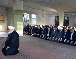Tổng thống Syria xuất hiện hiếm hoi trước công chúng