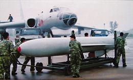Không quân Trung Quốc tập trận ở Thái Bình Dương