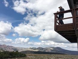 Trông rừng - công việc cô đơn nhất nước Mỹ