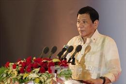 Tổng thống Philippines chủ động hủy gặp ông Obama tại Lào