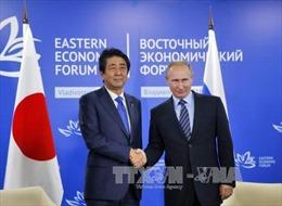 Nhật Bản cải thiện quan hệ với Nga do lo Trung Quốc bành trướng