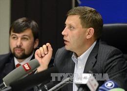 Donbass tuyên bố ngừng bắn đơn phương
