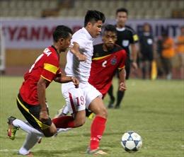 Đánh bại Đông Timor, U19 Việt Nam vươn lên đầu bảng