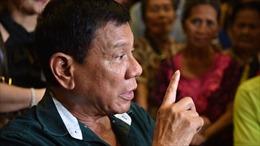 """Lý do ông Duterte dồn dập """"nã pháo"""" vào quan hệ Mỹ-Phi"""