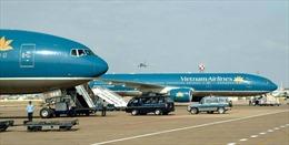 Vietnam Airlines điều chỉnh lịch bay đến Đài Loan ngày 14/9