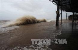 Cảnh báo rủi ro thiên tai do gió mạnh trên biển