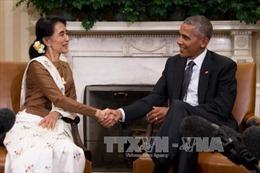 Mỹ quyết định dỡ bỏ trừng phạt Myanmar
