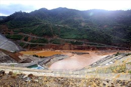 8 tổ công tác tìm kiếm nạn nhân mất tích vụ thủy điện Sông Bung 2