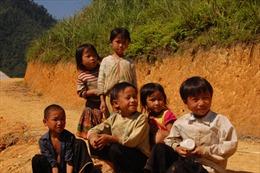 Giảm tỷ lệ trẻ suy dinh dưỡng ở miền núi