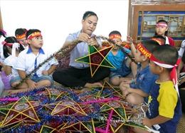 Khơi dậy nét đẹp văn hóa  truyền thống Tết Trung thu