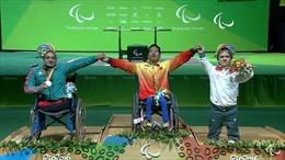 Thể thao Việt Nam lập kỳ tích tại  Paralympic 2016