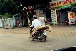 Phê bình Bệnh viện trong vụ đưa thi thể về nhà bằng xe máy