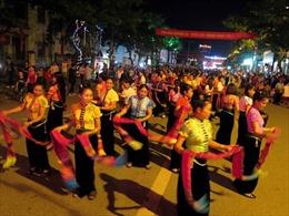 Tưng bừng đêm khai mạc Tuần Văn hóa, du lịch Mường Lò
