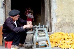 Nghề chạm bạc truyền thống ở Hà Giang